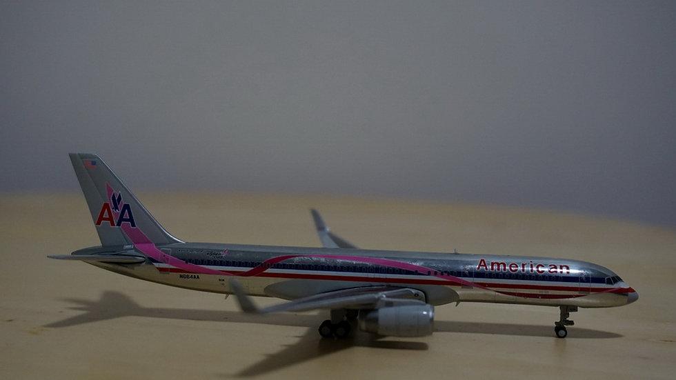 1:400 B757-200W American Airlines BCA Polished N664AA