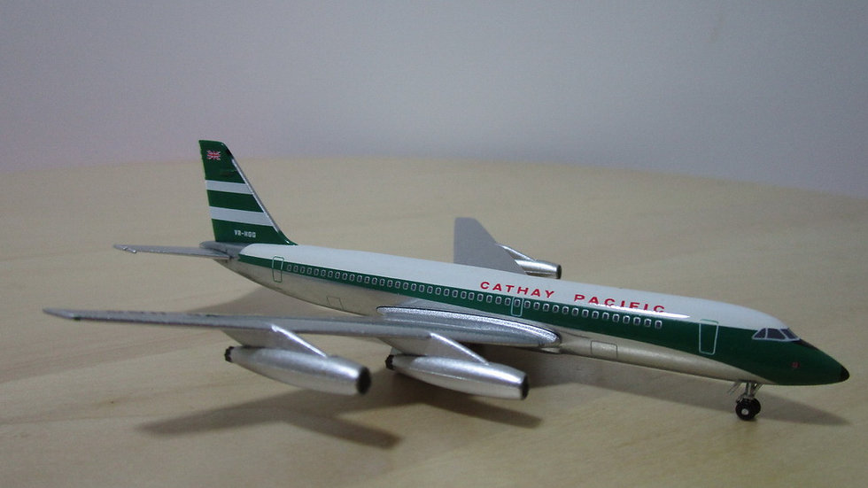 1:400 CV-880M Cathay Pacific Airways Polished VR-HGG
