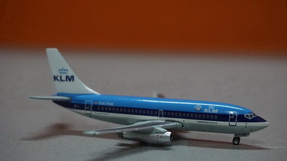 1:400 B737-2T5 KLM Lease from Transavia PH-TVX