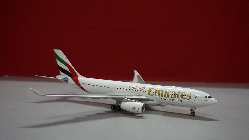 1:200 A330-200 Emirates A6-EKR