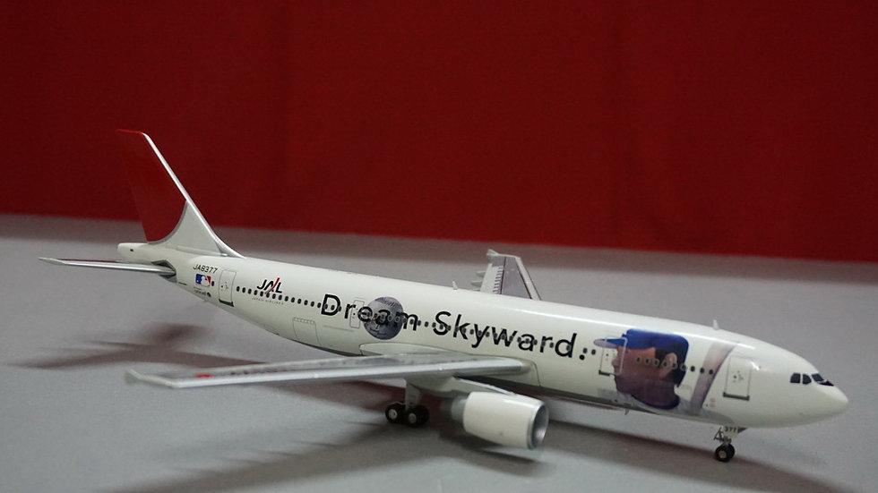 """1:200 A300B4-622R JAL """"Dream Skyward"""" JA8377"""
