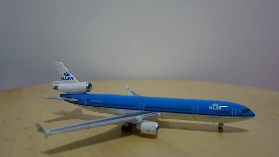 1:400 KLM 'Goodbye MD-11 1993-2014' PK-KCB
