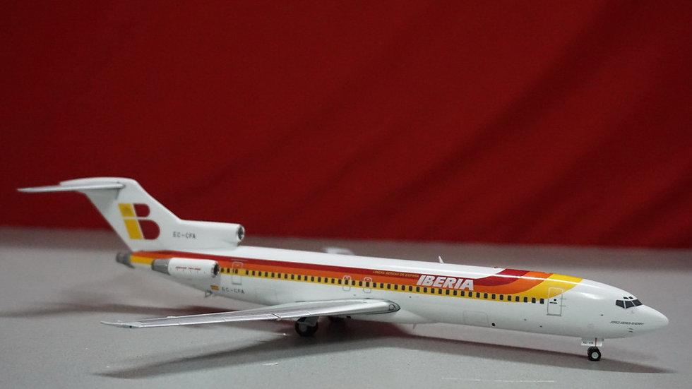 1:200 B727-200 Iberia '1990' colors EC-CFA