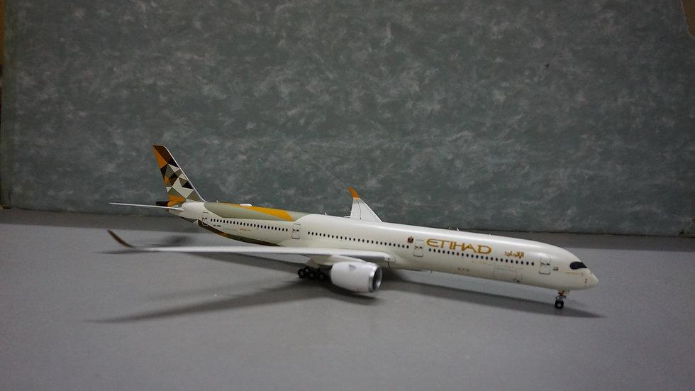 1:200 A350-1000 Etihad Airways New Livery A6-XWB