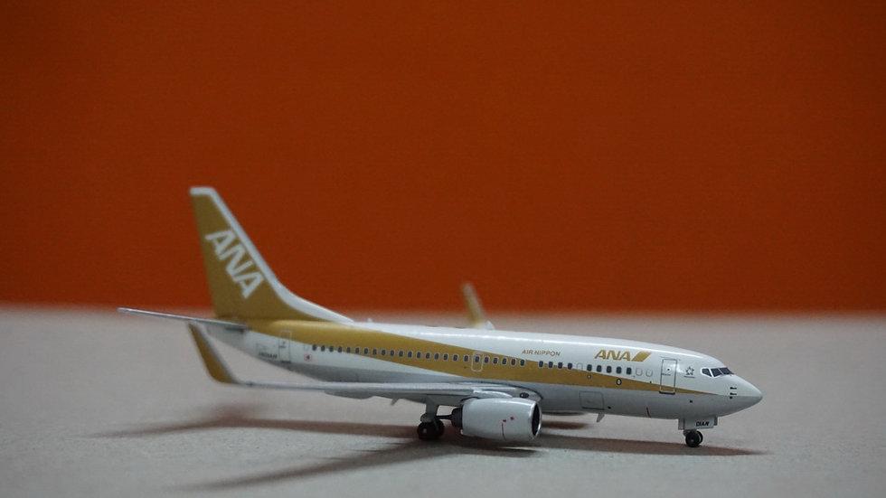 1:400 B737-700W ANA 'Golden' JA0IAN