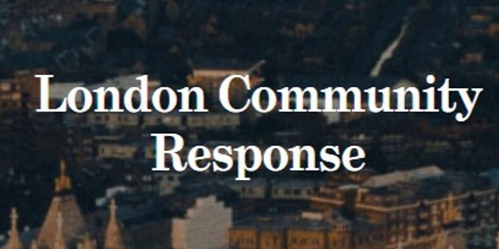 Funding webinar with London Community Response Fund