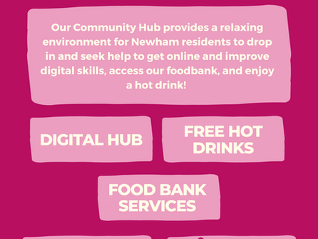 Help for Newham residents struggling to get online or use their tech