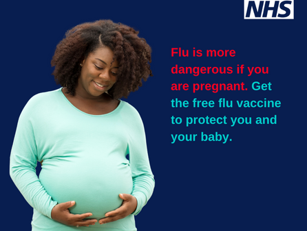 Supporting your service users at risk from flu