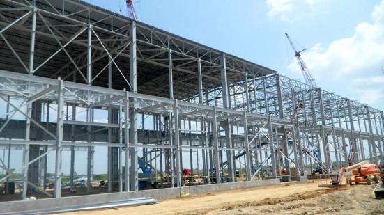 Hyundai Power Transformers Plant