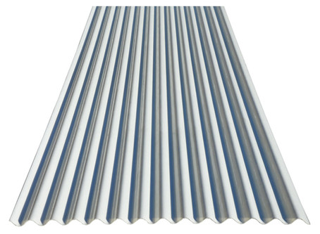 Corrugated Fiberglass Roof