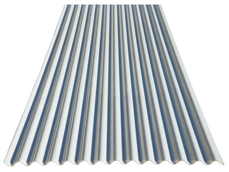 Corrugated Fiberglass Roof
