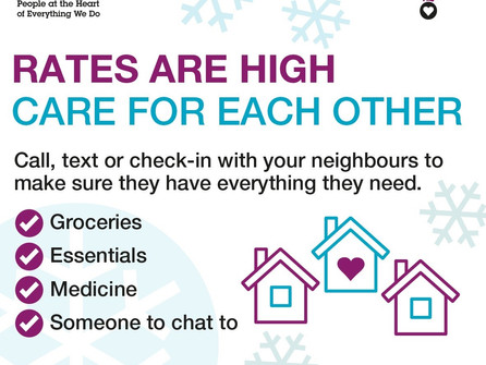 Useful Resources - Covid Staying Safe advice posters