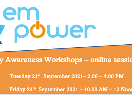 Empower You workshops
