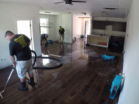 The Dos And Don'ts Of Water Damage Restoration