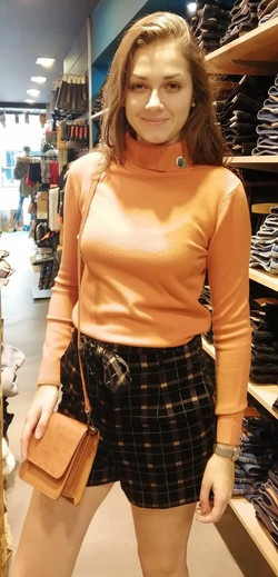 Short Molly Bracken 49€