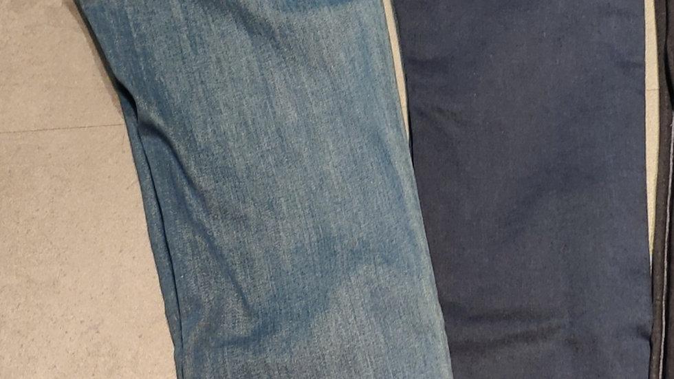 Jeans Secret Push in - Bleu et Bleu foncé