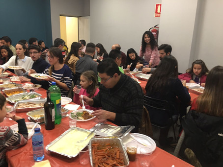 Comida de Acción de gracias (2016/2017)
