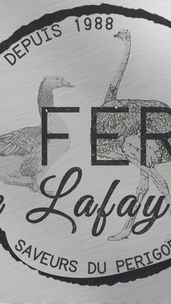 logo ferme de lafayas