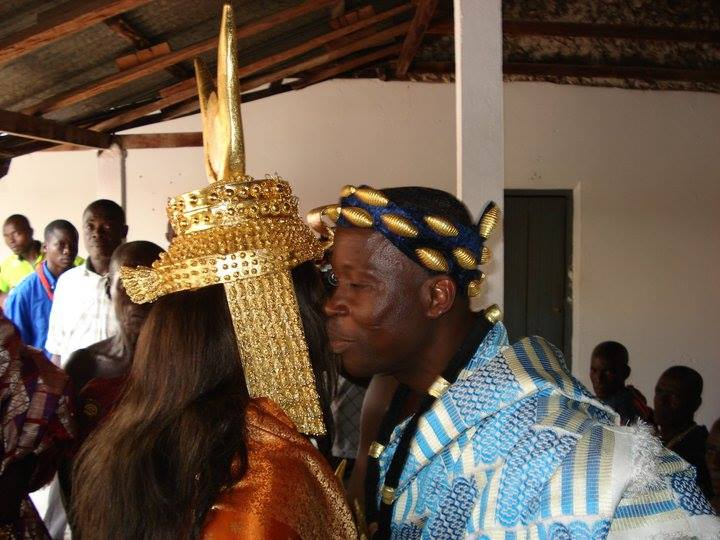 Facebook - Nubian Royals:   Their Majesties The King & The Queen of Royal Kingdo