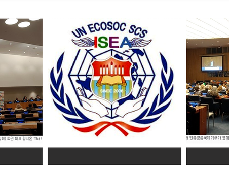 UN NY ROYAL SIDE-Event of ISEA Foundation 02.02.2018