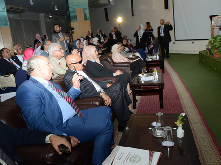 Under the patronage of AACID, AIN SHAMS UNIVERSITY hosted their First International Conference for E