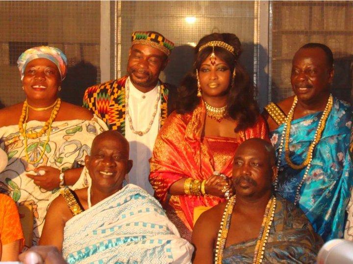 Facebook - Ga-Dangme (Nubian-Kushites) Royal Tribal clan family members Rulers o