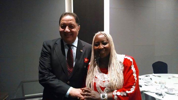 Facebook - Libyan Ambassador to Germany H.E Ambassador Senussi A.Y. Kwideer and