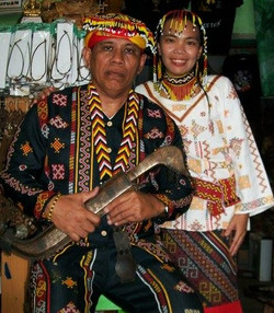 Facebook - Governor General Higyawan na Holag-ayan the Head of the Tribal Govern