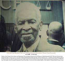 Nubian Nation Late H.R.M Mantse Michael.jpg