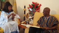 Shebah III  & King Otu of KATAMANSU