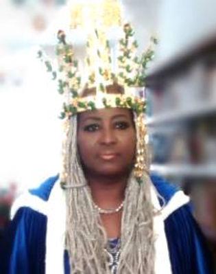 Queen Shebah III The Queen of Sheba _ARR