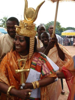 Facebook - Her Majesty Queen Abena Abena Nyamtché I - Shebah III the Queen of th