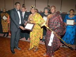 HRM Nii Otu Akwetey IX, Of Katamansu