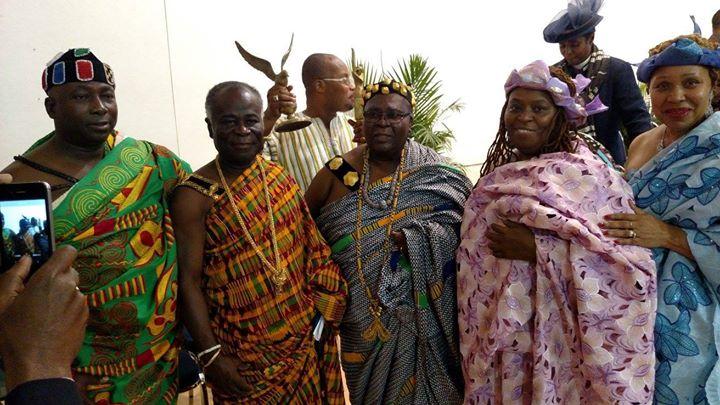 Facebook - Nubian Kings HRM Nii Amarkai III and HRM Nii Kwate II (2nd & 3rd midd