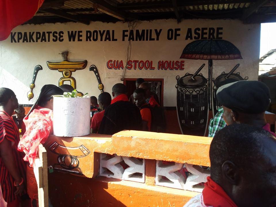 House of Asere Kpakpatsewe