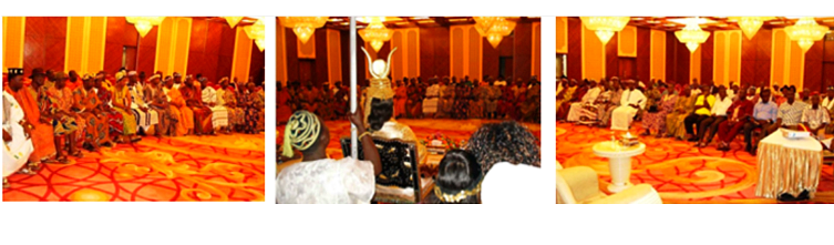 2007 African Kingdoms Federation Summit