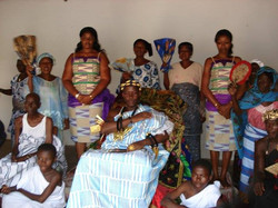 Facebook - Nubian Royals:   His Majesty Kouadjo Adou Bibi II of Royal Kingdom of