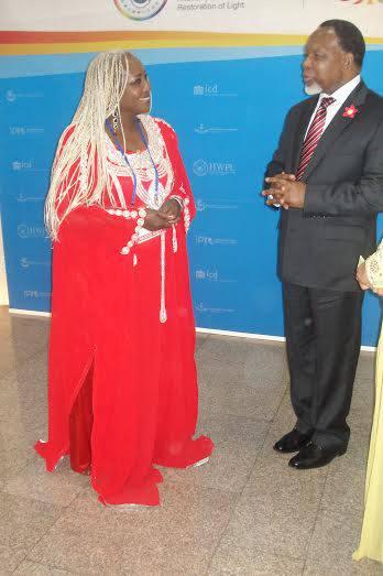 Facebook - H.I.M Empress Shebah III, H.E Kgalema Motlanthe fmr.jpg