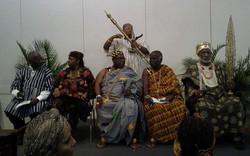 Facebook - Nubian Kings HRM Nii Kwate II and HRM Nii Amarkai III, Asafoanyemei a