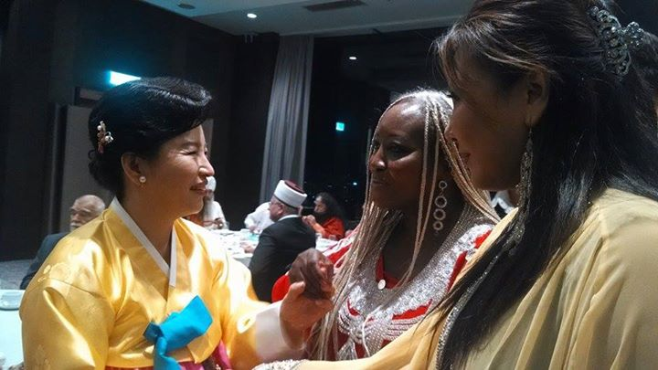 Facebook - IWPG Chairwoman Hon. Nam Hee Kim, AKF-FOS Federations-Head H.I.jpg
