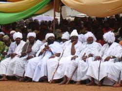 Facebook - Ga-Dangme (Nubian-Kushites) Royal Tribal clan High Priest's at Durbar