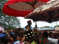 Facebook - Nubian Royals:   His Majesty Kouadjo Adou Bibi II of the Royal Kingdo