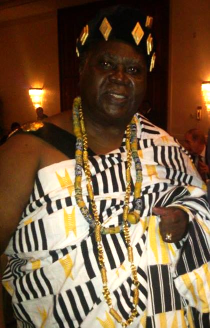 HRM KING Kwate Quartey II