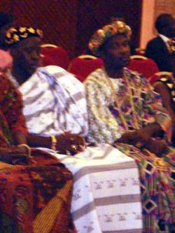 Facebook - Nubian Kingdom line Pinango & Abron Throne Royal HRM Kouadjo Adou Bib