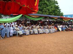 Facebook - Ga-Dangme (Nubian-Kushites) Royal Tribal clan family members of and w