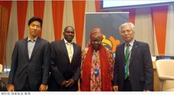 UN ECOSOC SCS ISEA & UN AFRICA REPR.