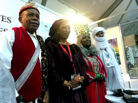 AKF - PACTCA Representatives at Africities 2018