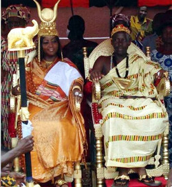 Nubian Royals: Nubian Nation Ruling Imperial Matriarchal Throne of Thrones Royal