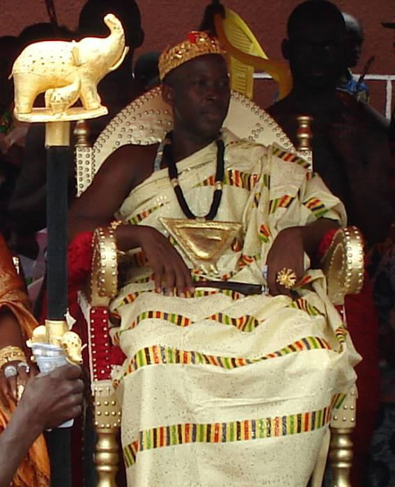 Facebook - His Majesty Nanan Kouadjo Adou Bibi II of the Nubian Kingdom line maj