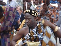 Facebook - Nubian Royals:  Nanan Abou Bibi II of Pinango And Abron Kingdoms of t
